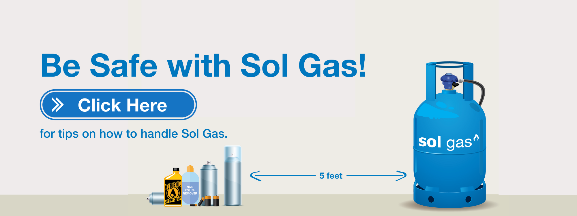 Be Safe With Sol Gas